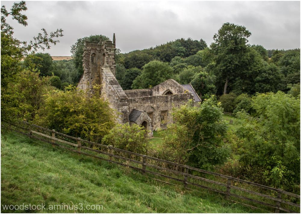 The Church at Wharram Percy