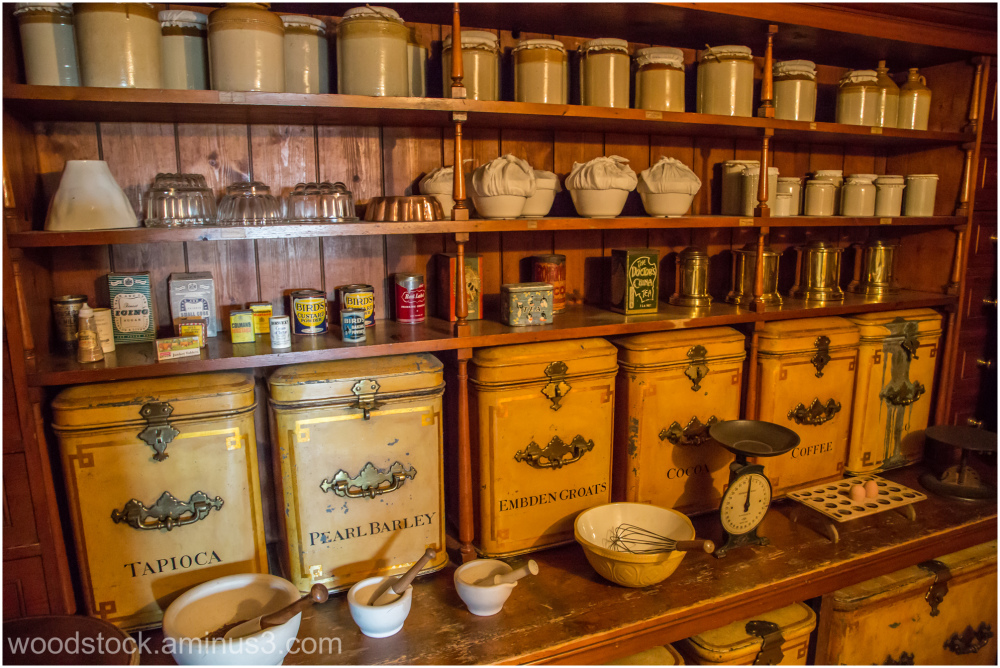 Castle Howard Kitchen