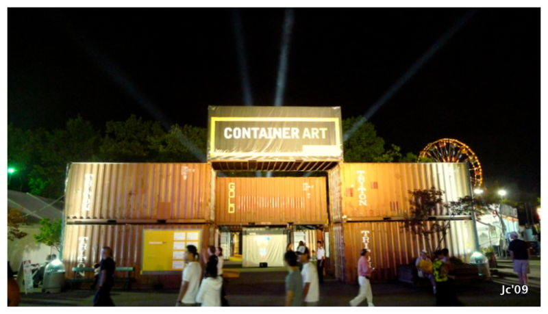 Pacific National Exhibition - Container Art