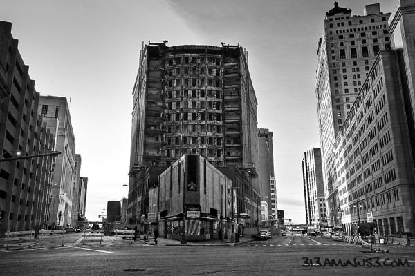 Lafayette Building Revisited