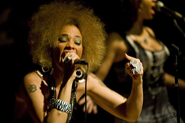 Black Girls Rock a tribute to Betty Davis