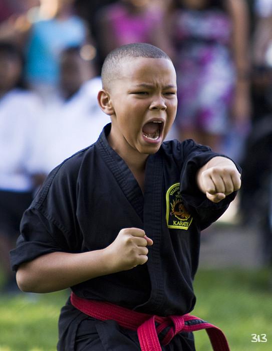Yellow Tiger Karate