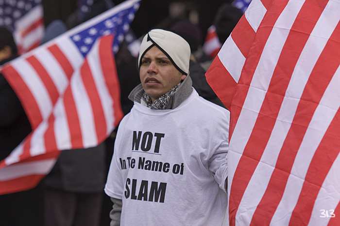 Not in the Name of Islam