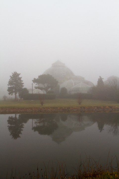 Anna Scripps Conservatory