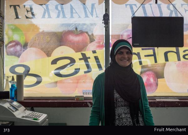 Fruit Merchant