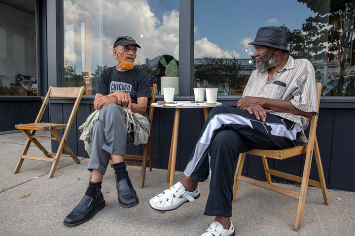 Conversations With The Elders