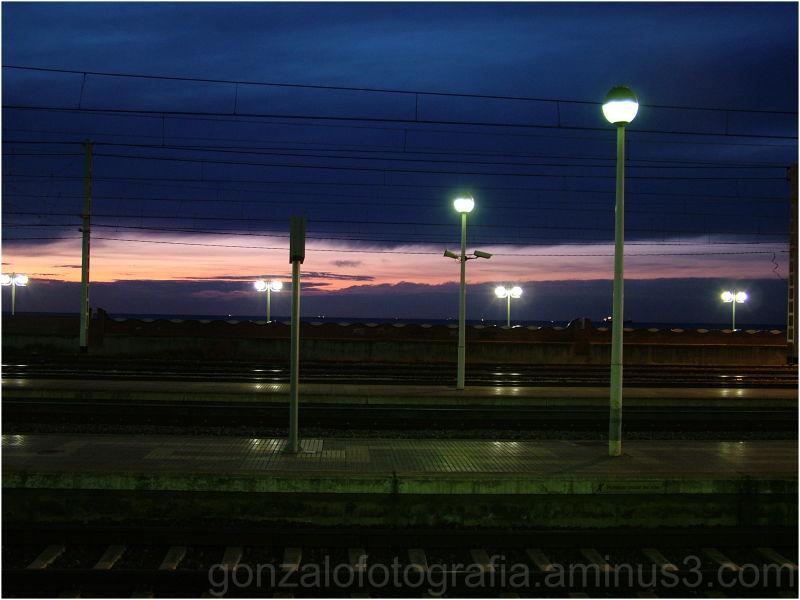 Train station. Tarragona.