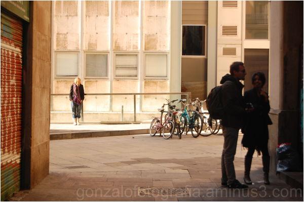 Crossroads, Barcelona.