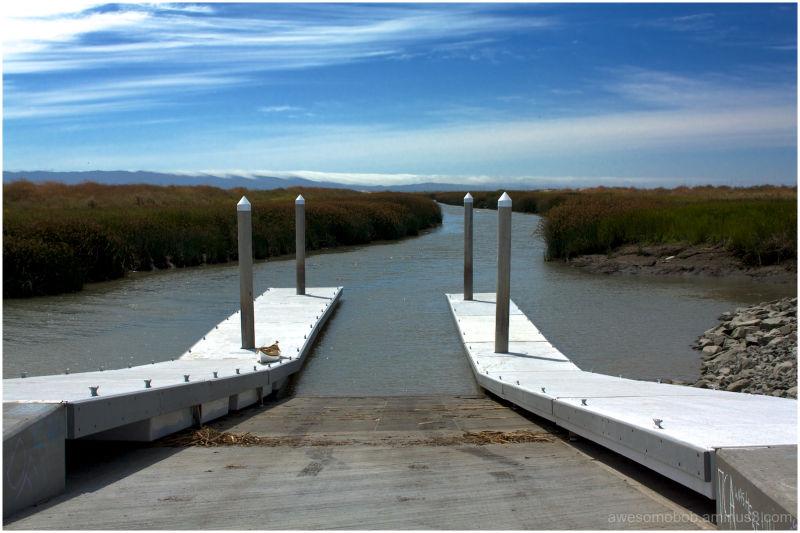 Alviso Boat Ramp