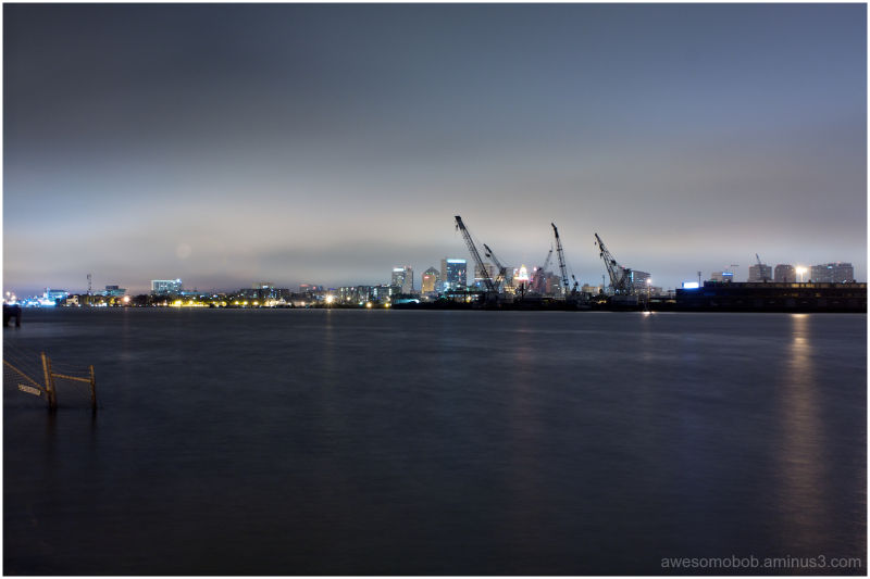 Oakland by Night II