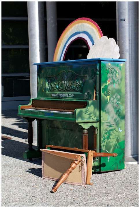 Play Me, I'm Yours: McEnery Convention Center
