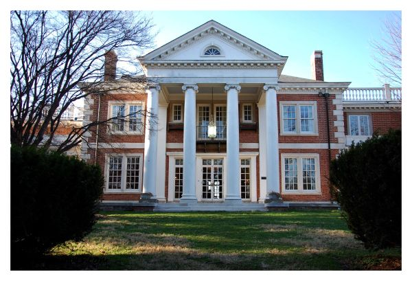Strathmore Mansion