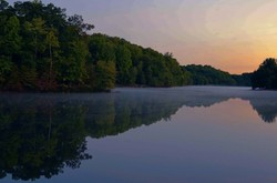 Sunrise Lake Needwood
