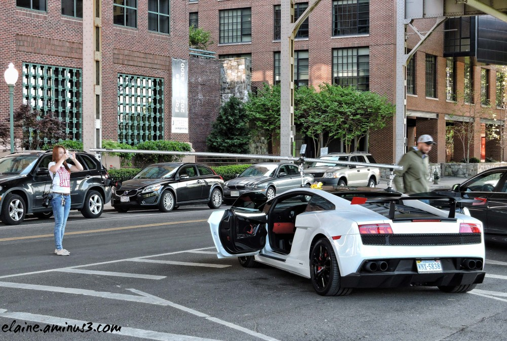 lamborghini photo shoot