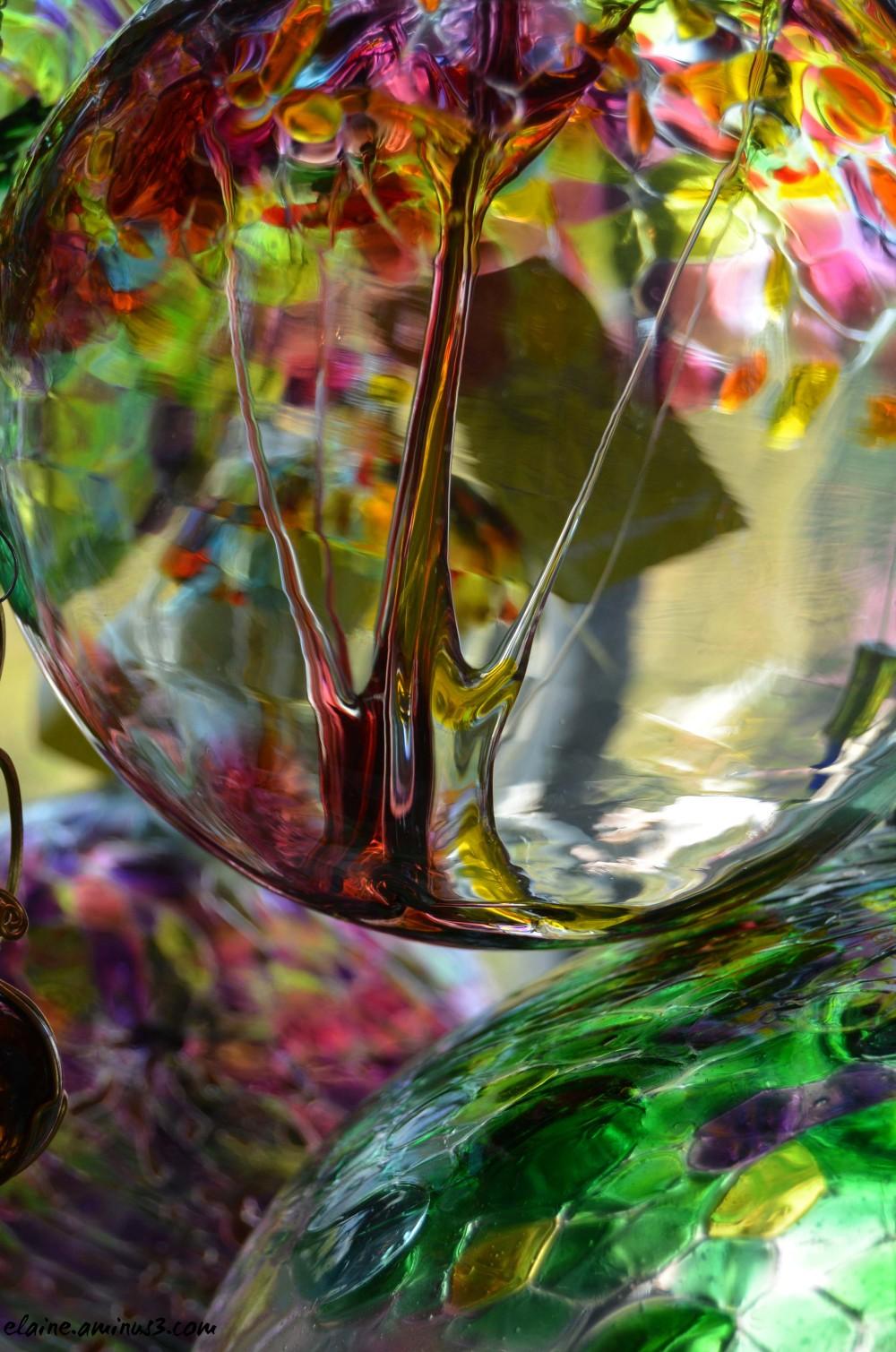 glass balls