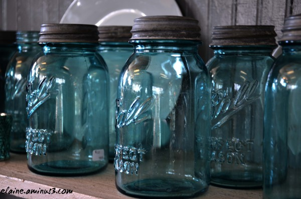 ball mason jars