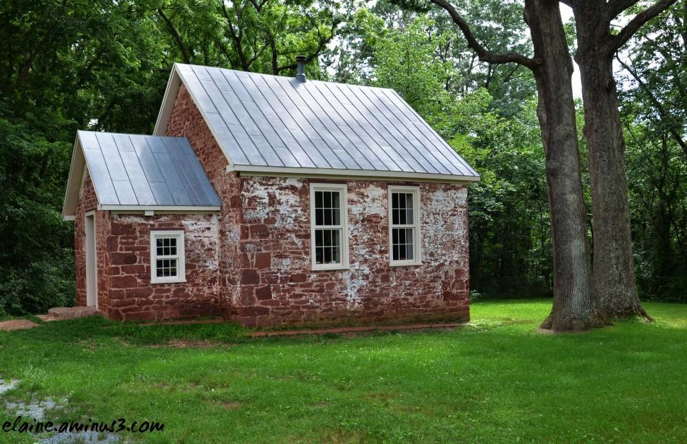 Seneca schoolhouse