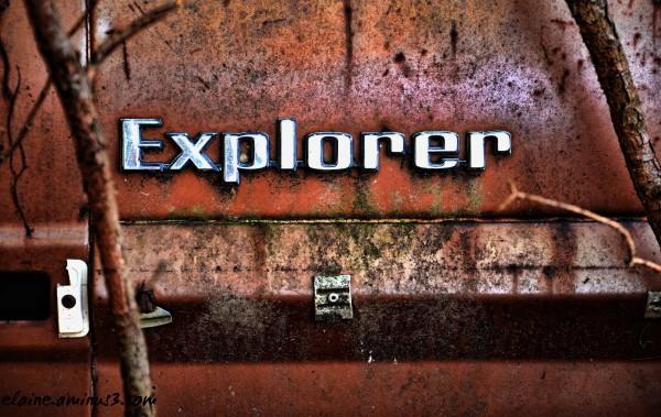 ford explorer emblem