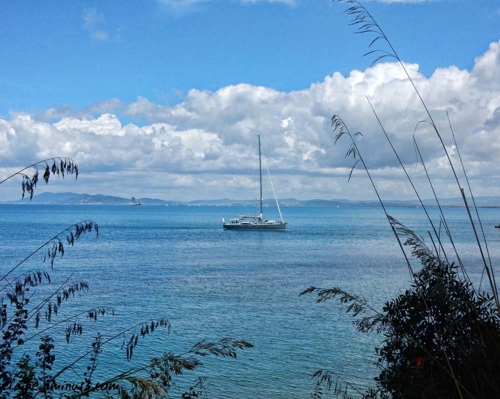 sailboat porto santo stefano