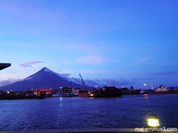 Mt. Mayon by the Boulevard
