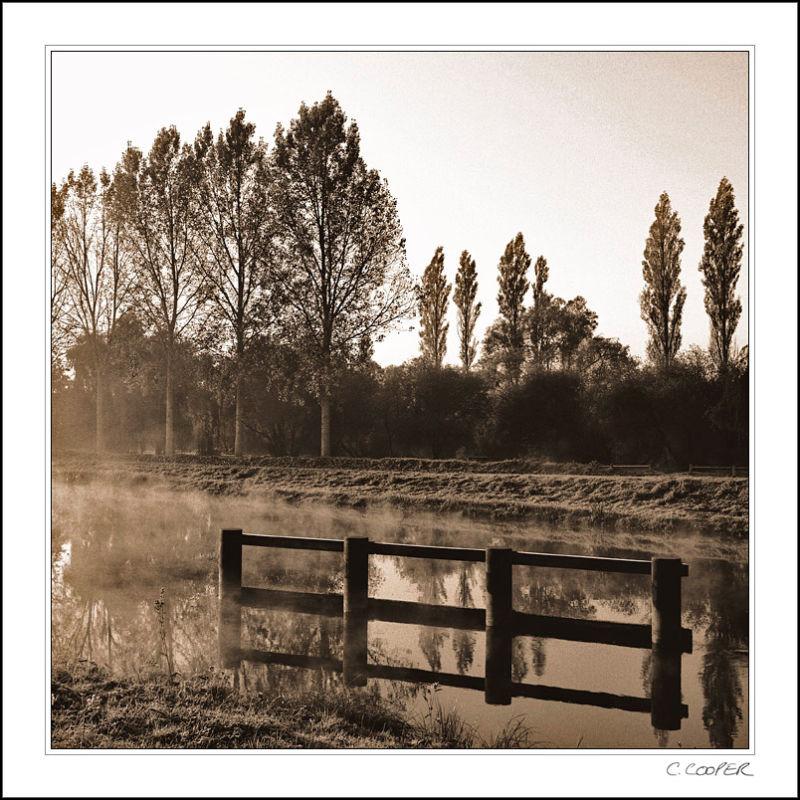 Voies d'eau 10 - Canal de la Somme