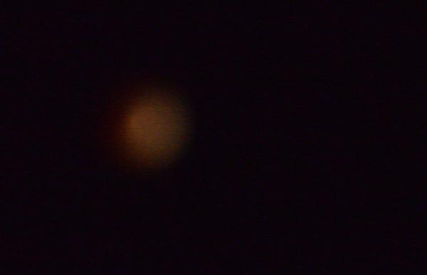 Moon - eclipse