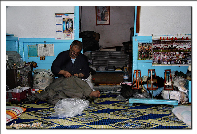 Tunis, Tunisi,  tailor, old, antique, shop, medina