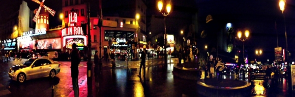 Paris night...