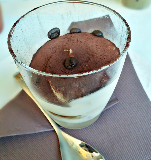 ".. and finally: the ""Tiramisù"""