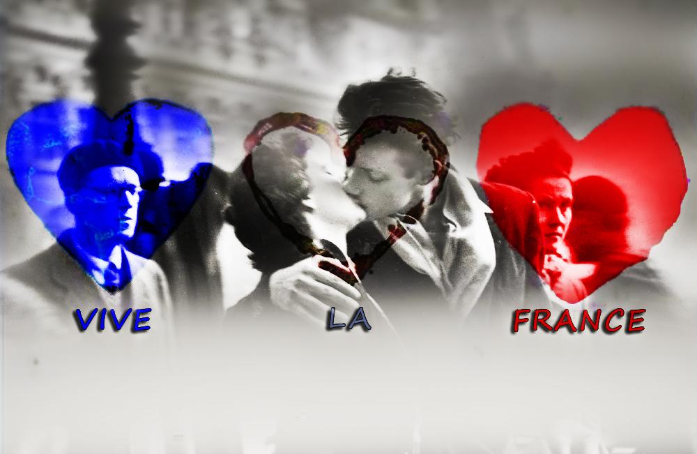 pour tous mes amis français.