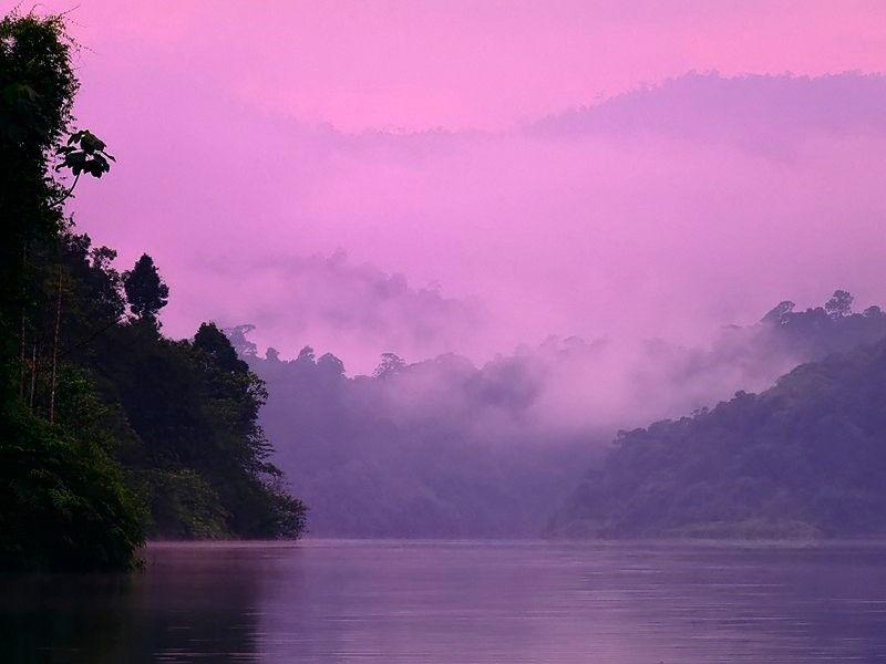 Semenyih Dam (no-entry zone)