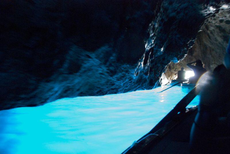 Grotto Azzura (Blue Grotto)