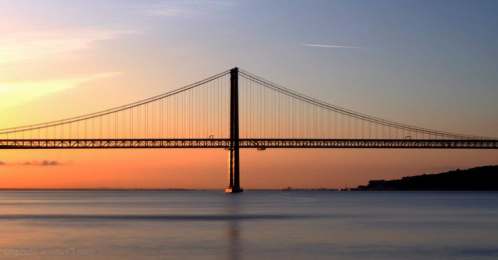Lisbon (Ponte 25 de Abril)