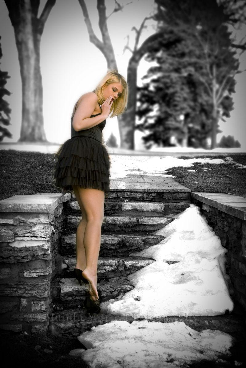 Cinderella Lost Her Shoe