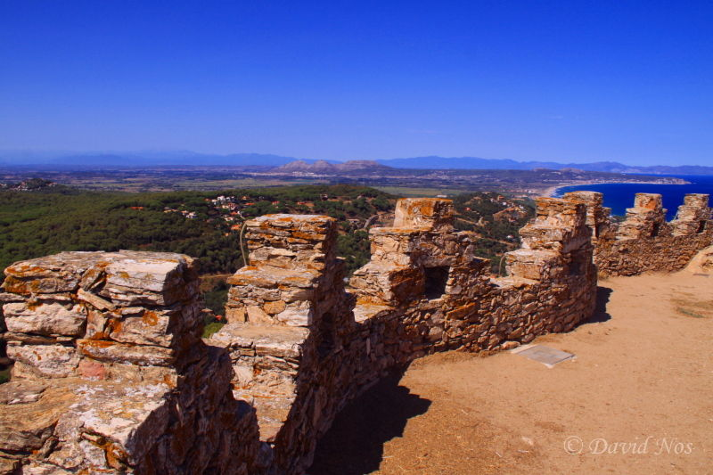 Castle of Begur