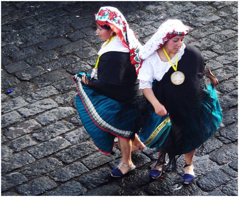 Carnival in Ecuador - 4/4