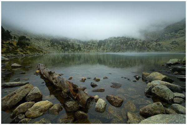 Pyrénées - Lac de la caranca