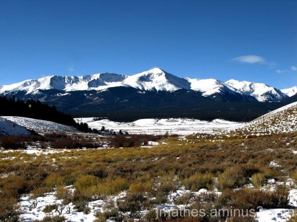 My heart's in Colorado