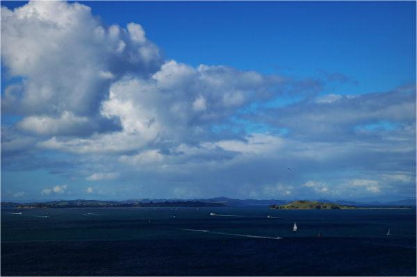 Devonport, Auckland, Hauraki Gulf, NZ
