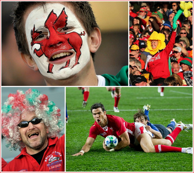 wales, rugby