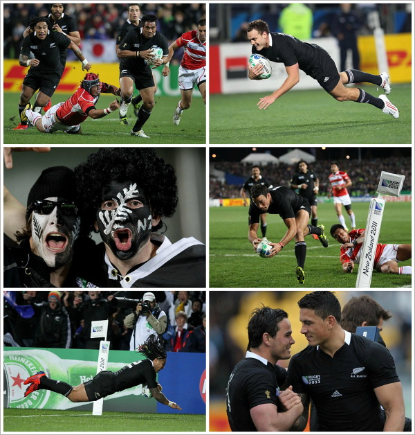 New Zealand, All Blacks, rugby