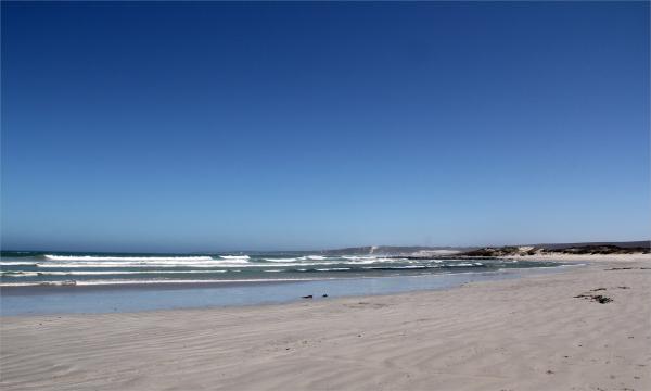 Jacobsbaai, westcoast, SA