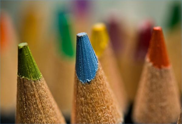 color, macro