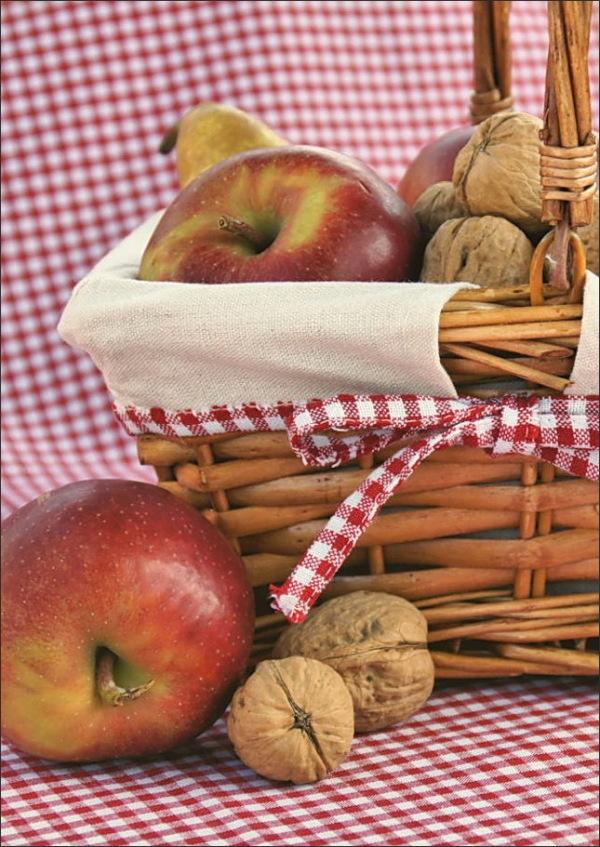 fruit, basket