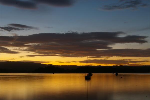 ohope, nz, New-Zealand, sunset
