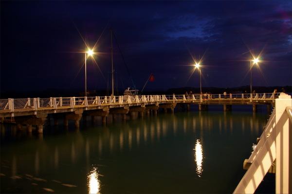 ohope, nz, New-Zealand, night