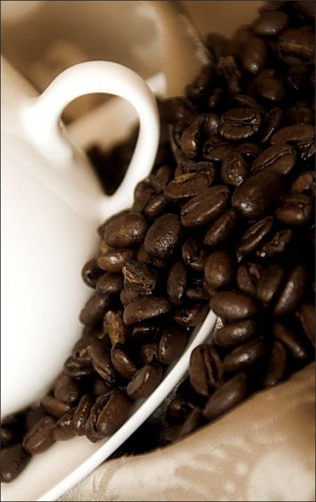 coffee, beans