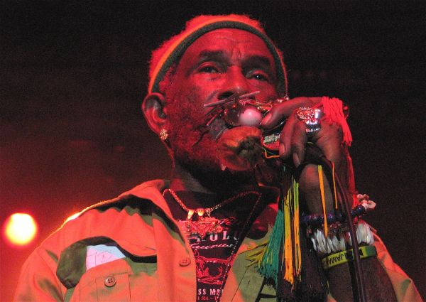 Rasta legend