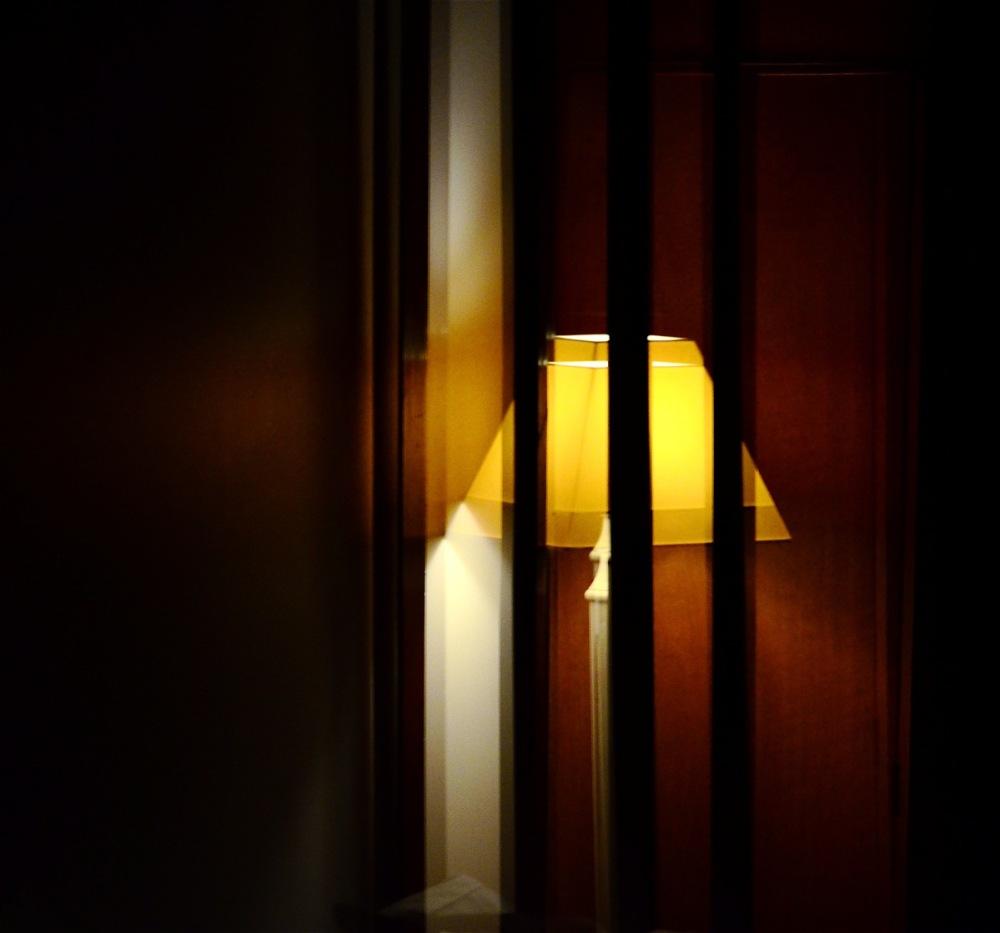 Lumière de chevet