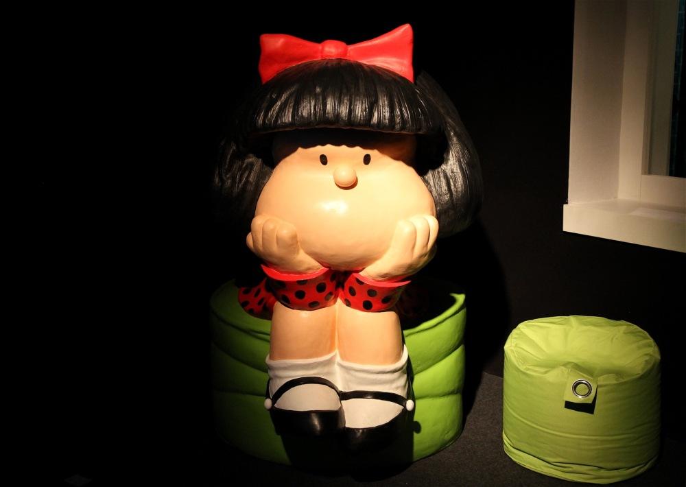 Festival de la BD à Angoulême Mafalda